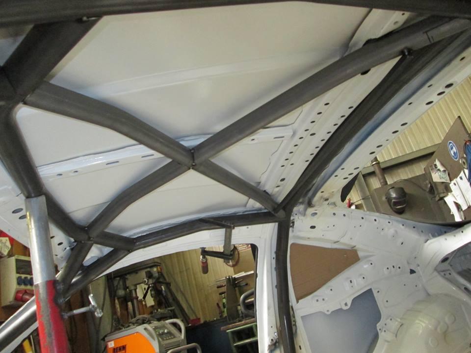 16 Horst Subaru BRZ rollcage