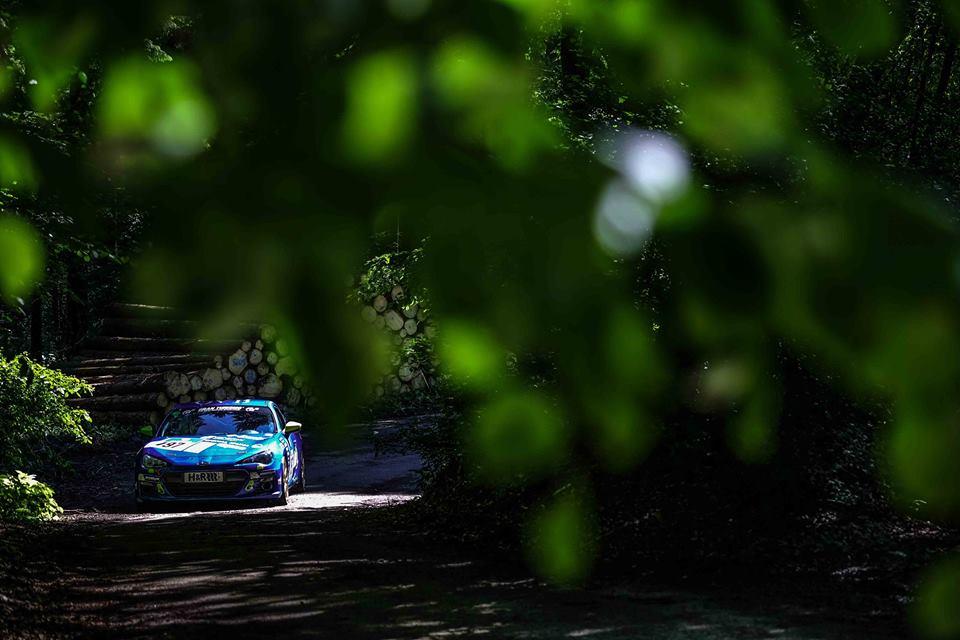 22 Horst Subaru BRZ rallye