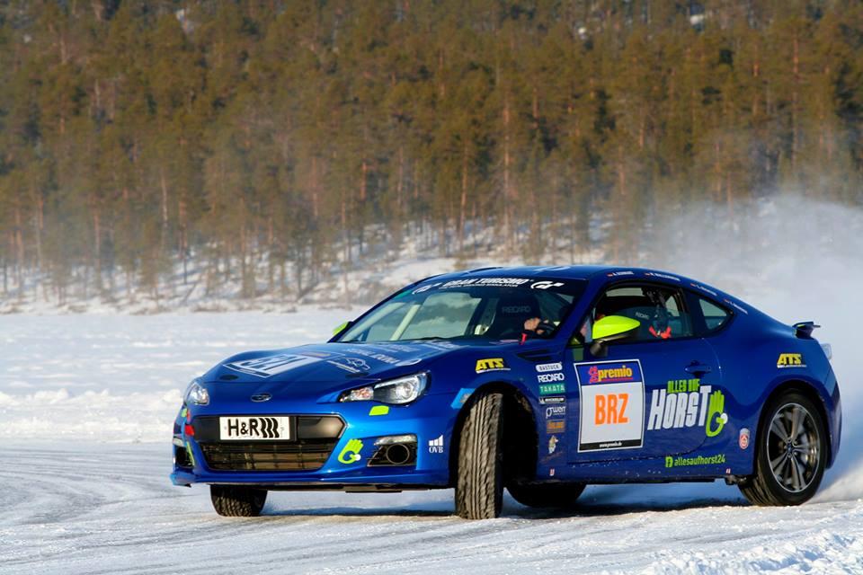 23 Horst Subaru BRZ on ice