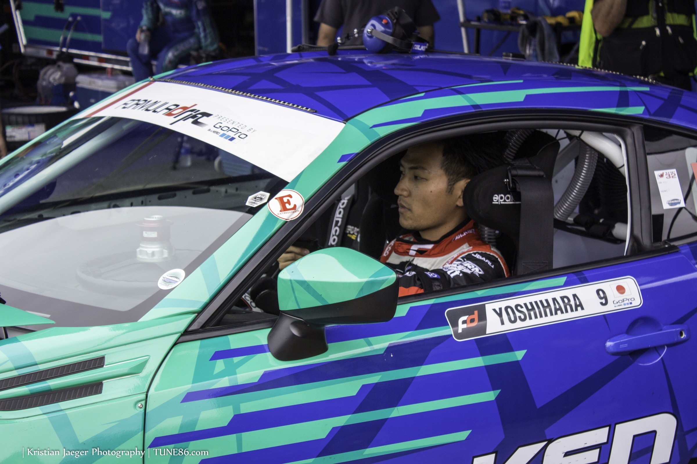 Formula Drift Seattle Dai Yoshihara Subaru BRZ05