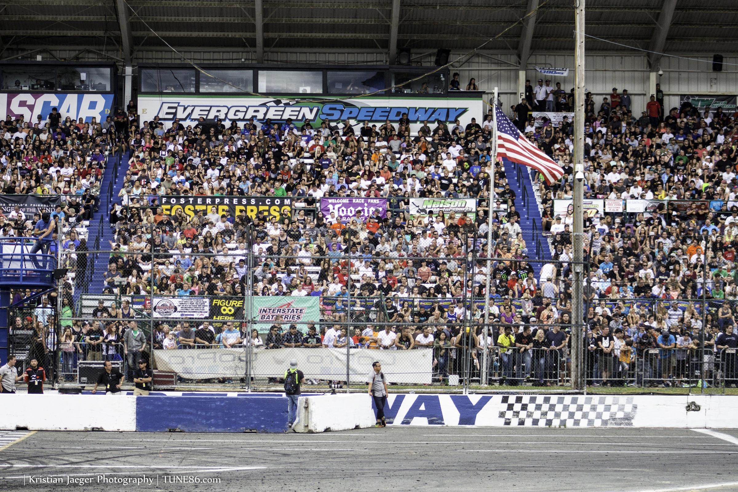 Formula Drift Seattle Evergreen Speedway 2014