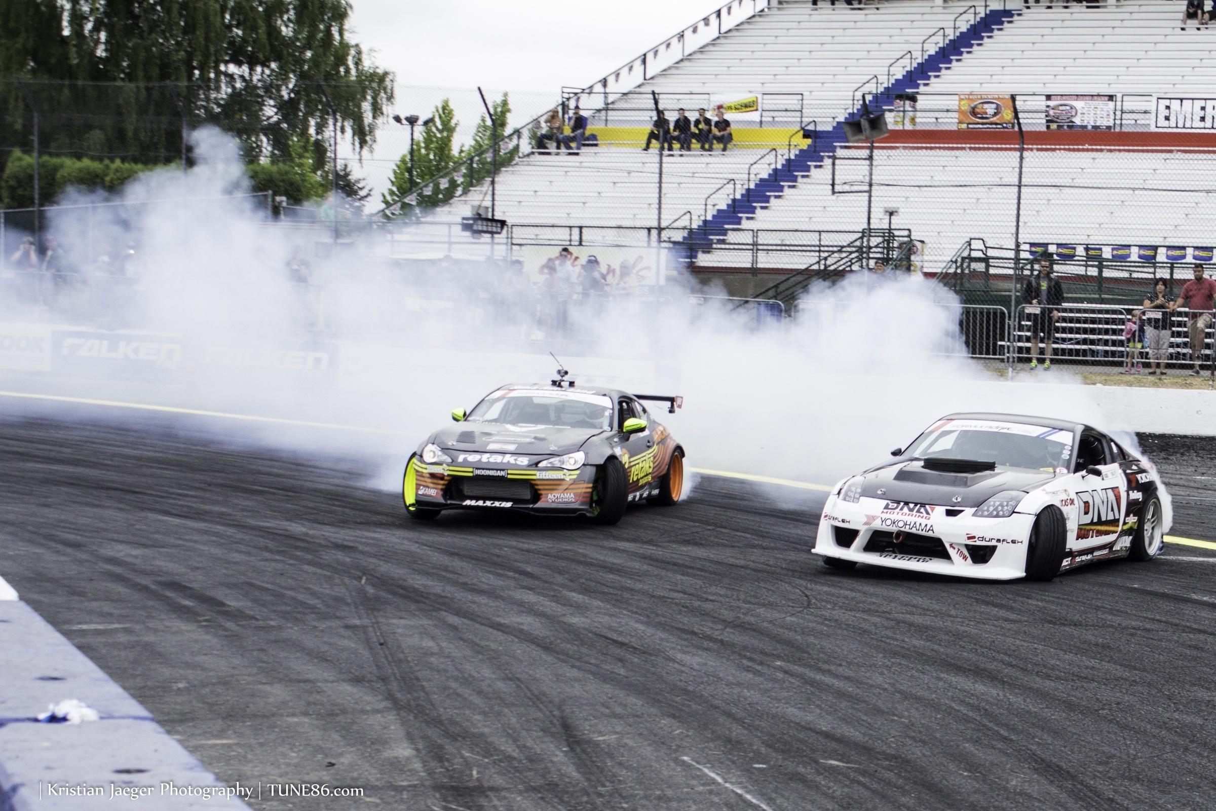 Formula Drift Seattle Ryan Tuerck 2jz FRS02