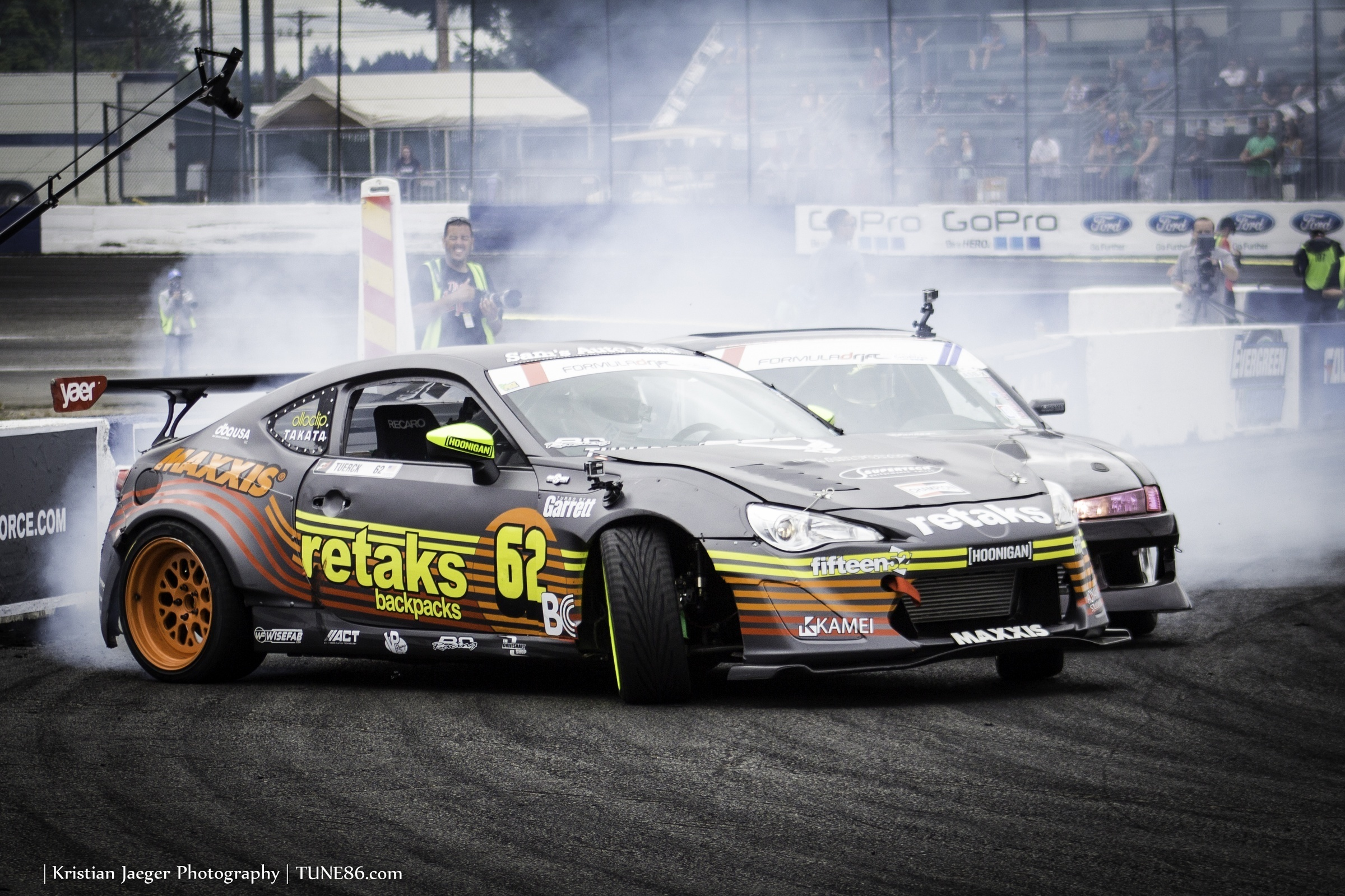 Ryan tuerck 2jz drift scion frs