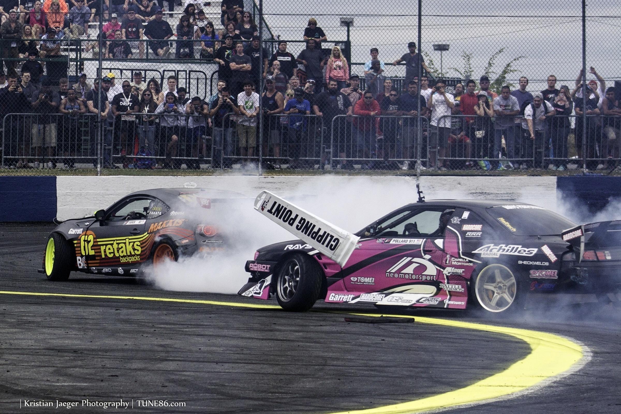 Formula Drift Seattle Ryan Tuerck 2jz FRS06