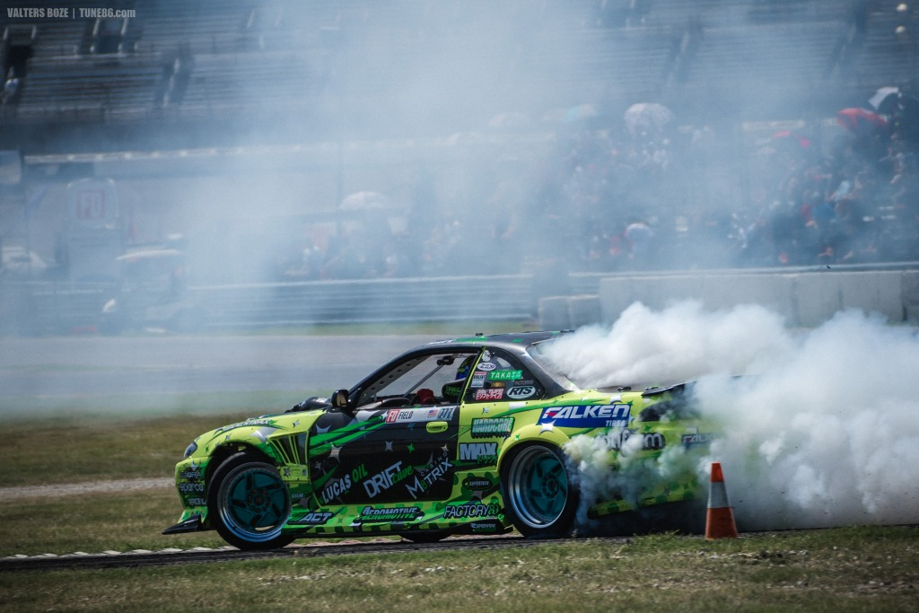 Formula Drift Texas winner Matt Field
