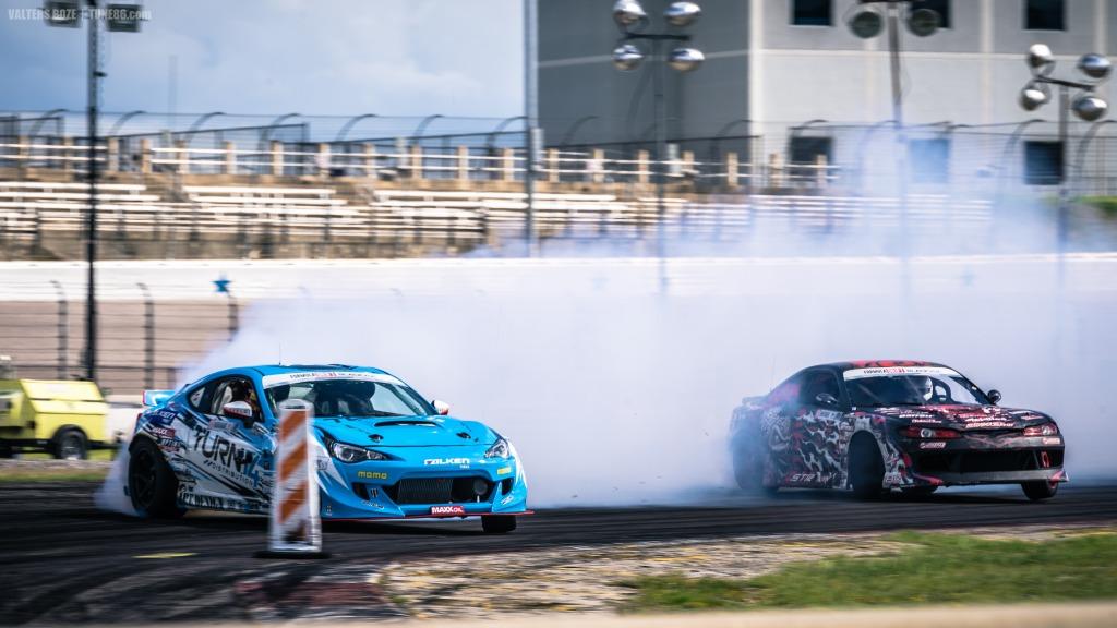 Dai Yoshihara Subaru BRZ vs Juha Rintanen S15
