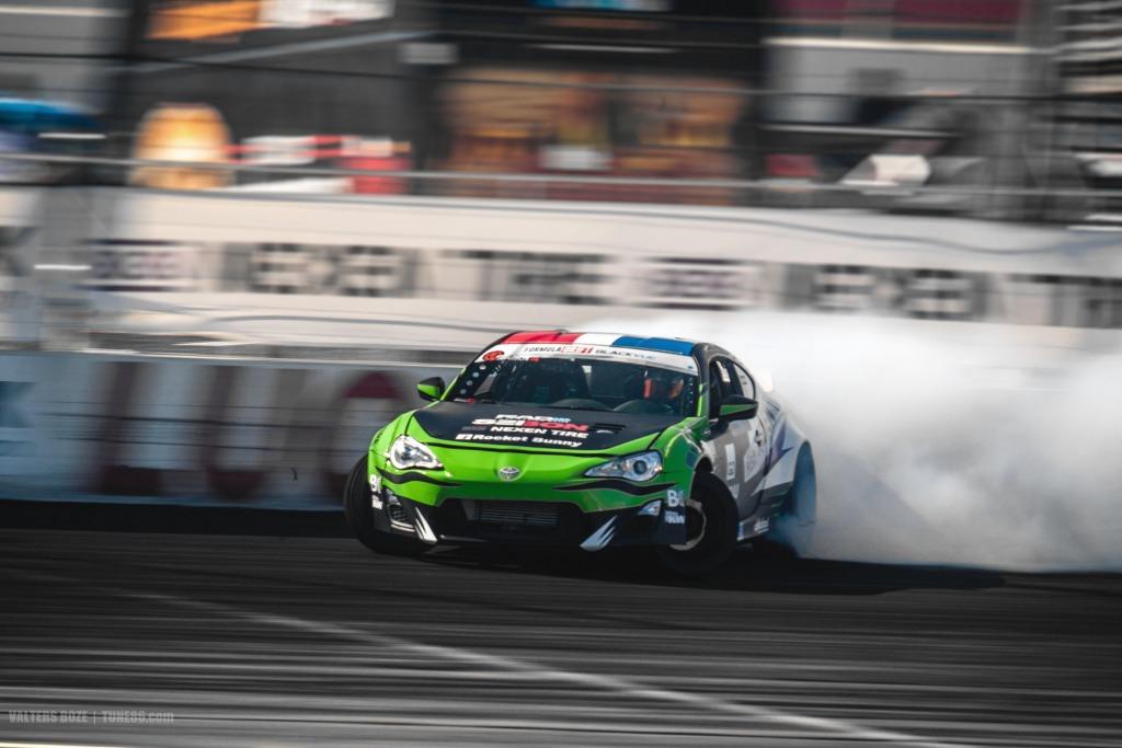 Jhonnattan Castro Toyota 86 formula drift