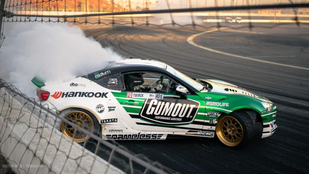 Ryan Tuerck Toyota 86 formula drift