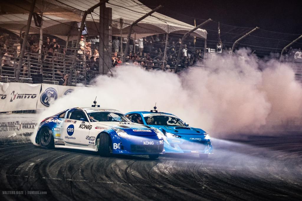 Dai Yoshihara Pat Mordaunt formula drift