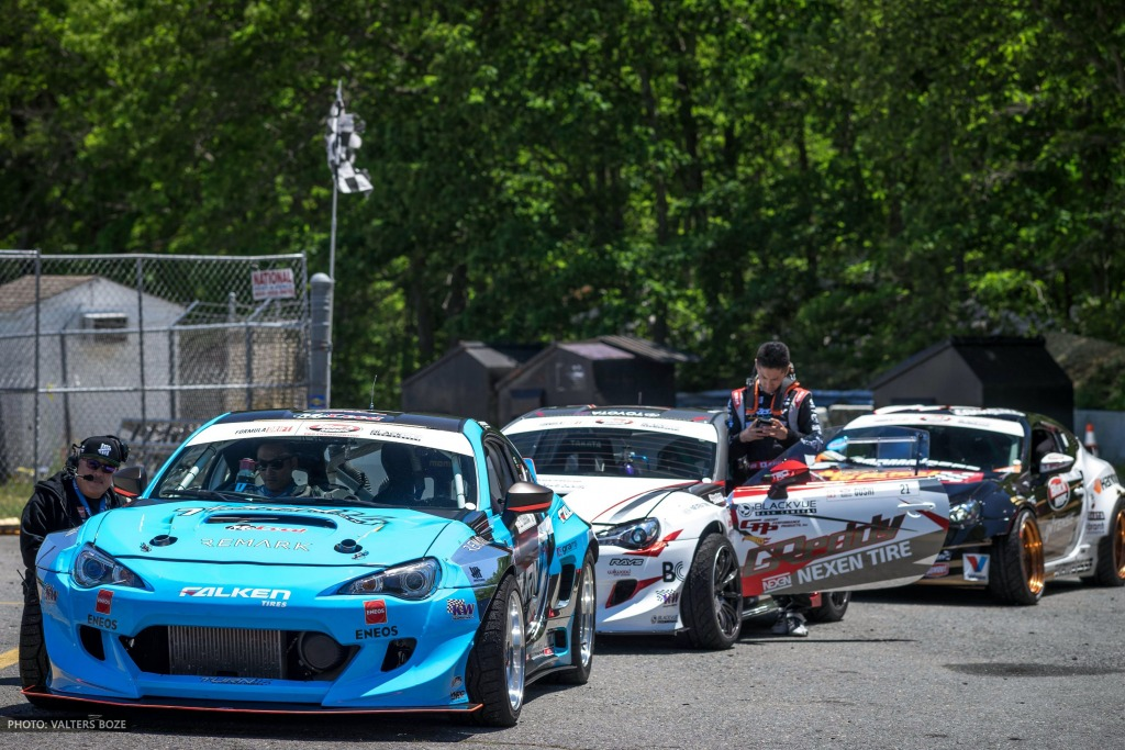 Formula Drift New Jersey 2017 Dai Yoshihara Subaru Brz 12