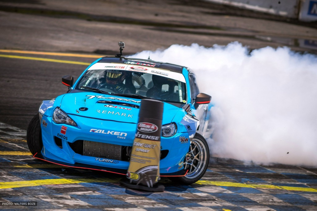 Formula Drift New Jersey 2017 Dai Yoshihara Subaru Brz 15