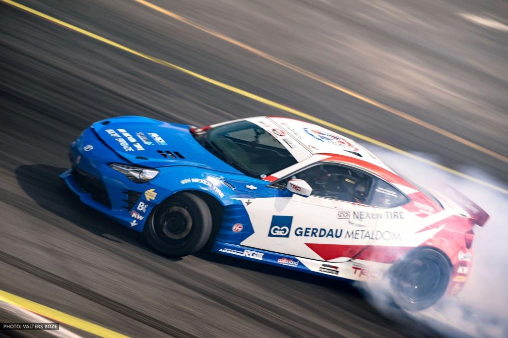 Formula Drift New Jersey 2017 Jhonnattan Castro Toyota86 06