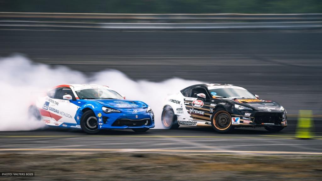 Formula Drift New Jersey 2017 Jhonnattan Castro Toyota86 10