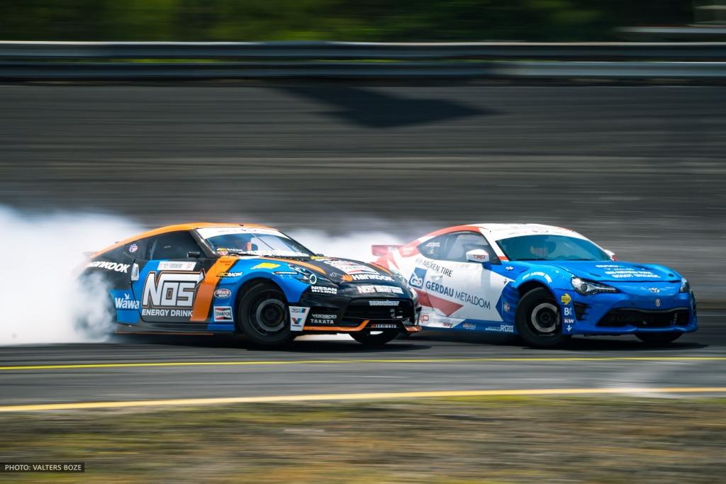 Formula Drift New Jersey 2017 Jhonnattan Castro Toyota86 11