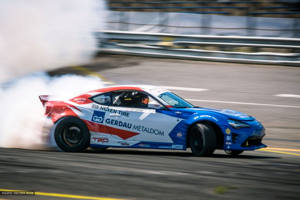 Formula Drift New Jersey 2017 Jhonnattan Castro Toyota86 14
