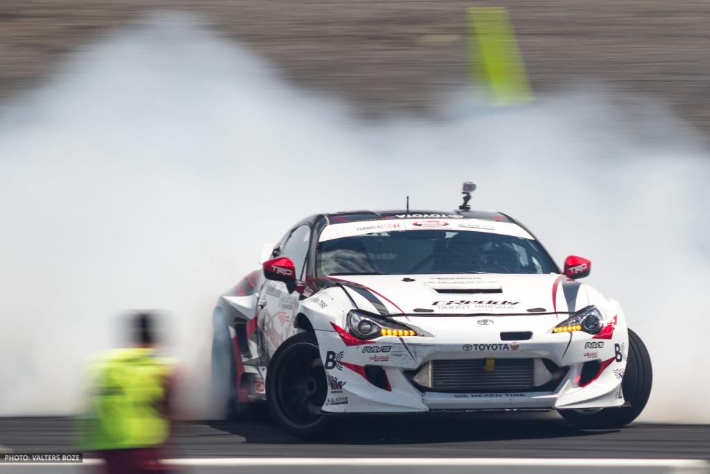 Formula Drift New Jersey 2017 Ken Gushi Toyota86 13