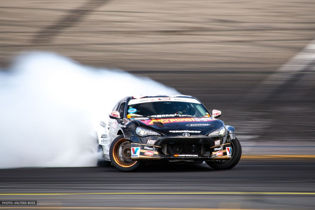 Formula Drift New Jersey 2017 Ryan Tuerck Toyota86 11