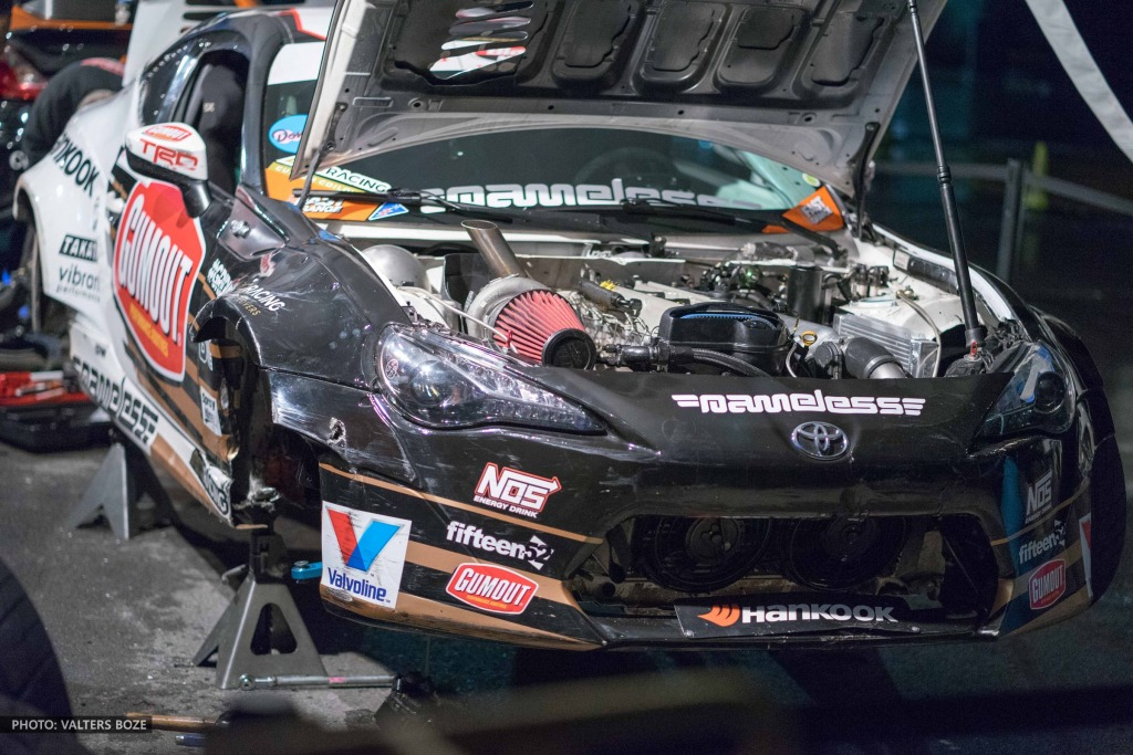 Formula Drift Canada Tune86 Ryan Tuerck Toyota 86 09