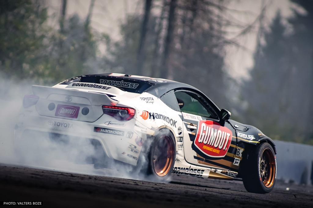 Formula Drift Seattle Ryan Tuerck Toyota86 Tuerck 9850