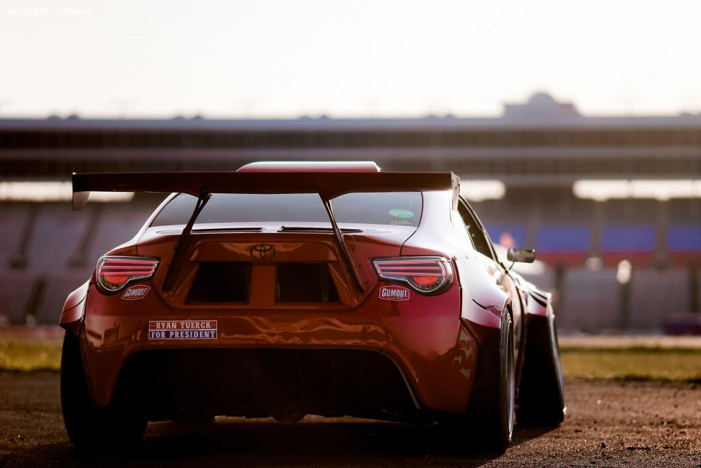Formula Drift Texas 2017 Ryan Tuerck Toyota 86 Dsc62562