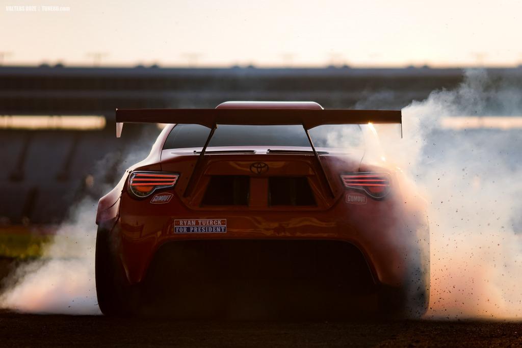 Formula Drift Texas 2017 Ryan Tuerck Toyota 86 Dsc62572