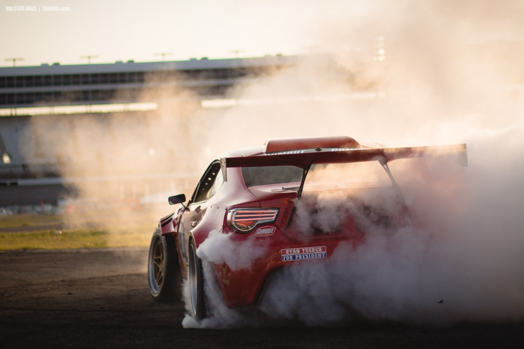 Formula Drift Texas 2017 Ryan Tuerck Toyota 86 Mg 8950