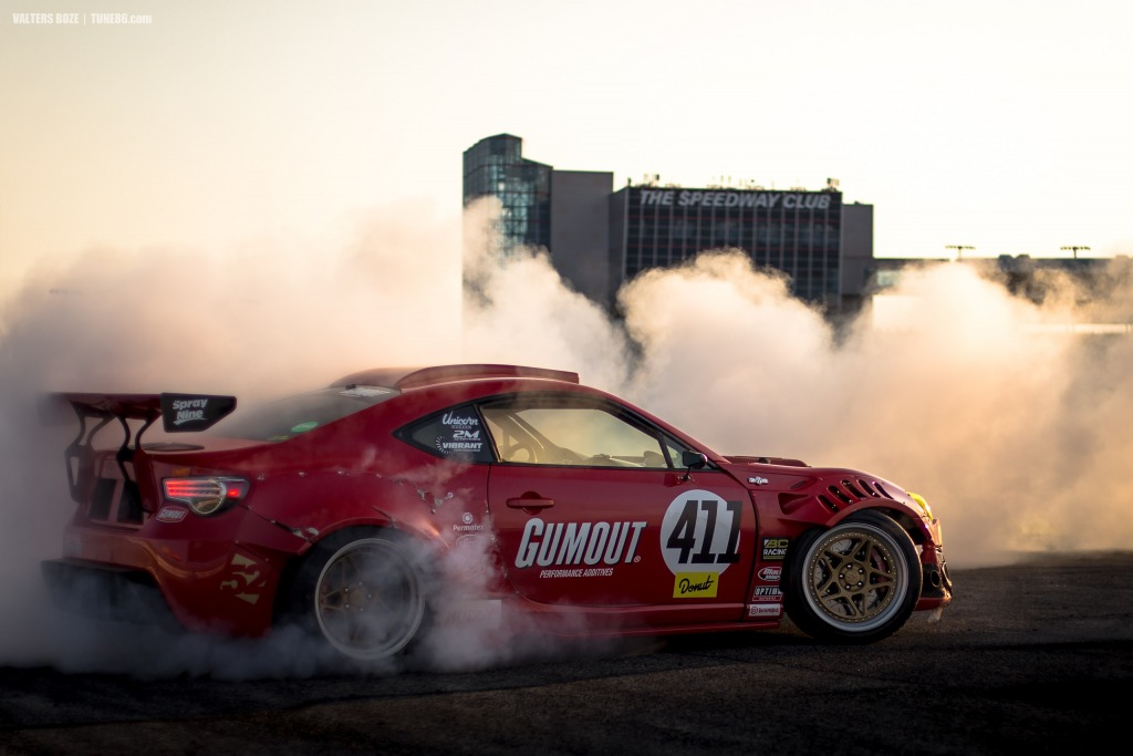 Formula Drift Texas 2017 Ryan Tuerck Toyota 86 Mg 8955