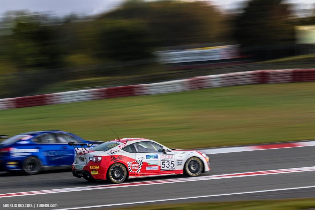 Tune86 Nurburgring Vln 7 Andrejs Guscins Toyota86 2