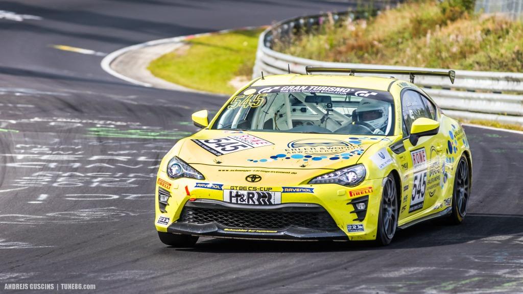 Tune86 Nurburgring Vln 7 Andrejs Guscins Toyota86 30