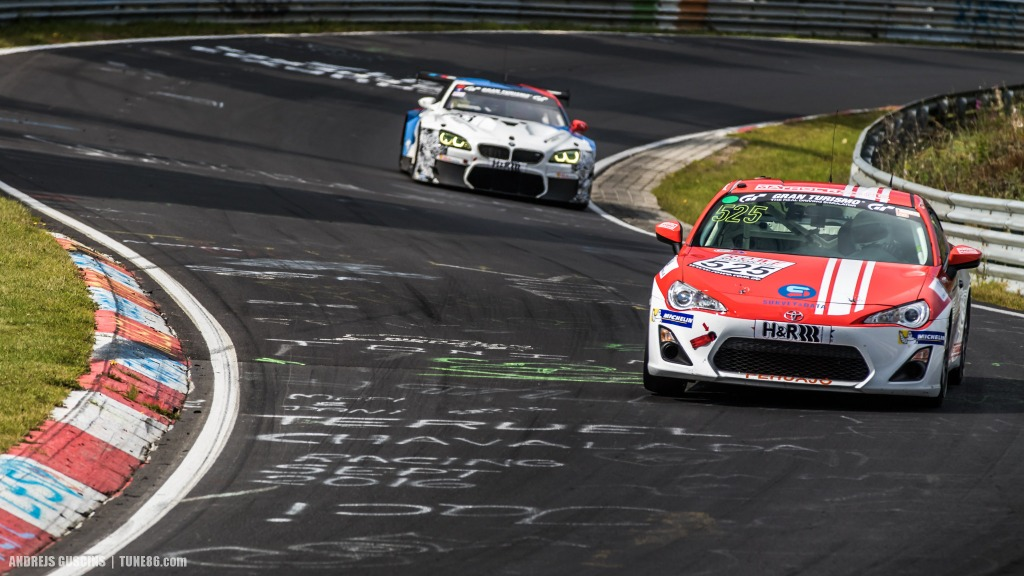 Tune86 Nurburgring Vln 7 Andrejs Guscins Toyota86 31