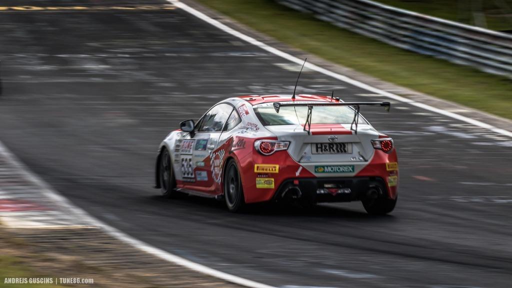 Tune86 Nurburgring Vln 7 Andrejs Guscins Toyota86 33