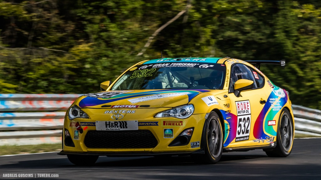 Tune86 Nurburgring Vln 7 Andrejs Guscins Toyota86 42