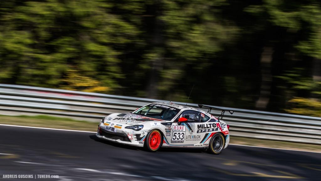 Tune86 Nurburgring Vln 7 Andrejs Guscins Toyota86 44