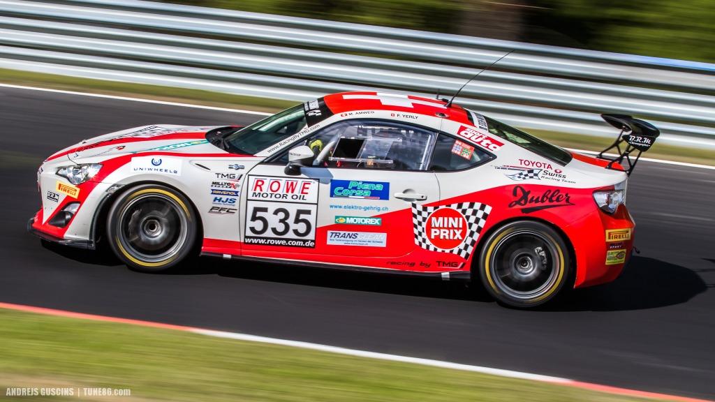 Tune86 Nurburgring Vln 7 Andrejs Guscins Toyota86 46