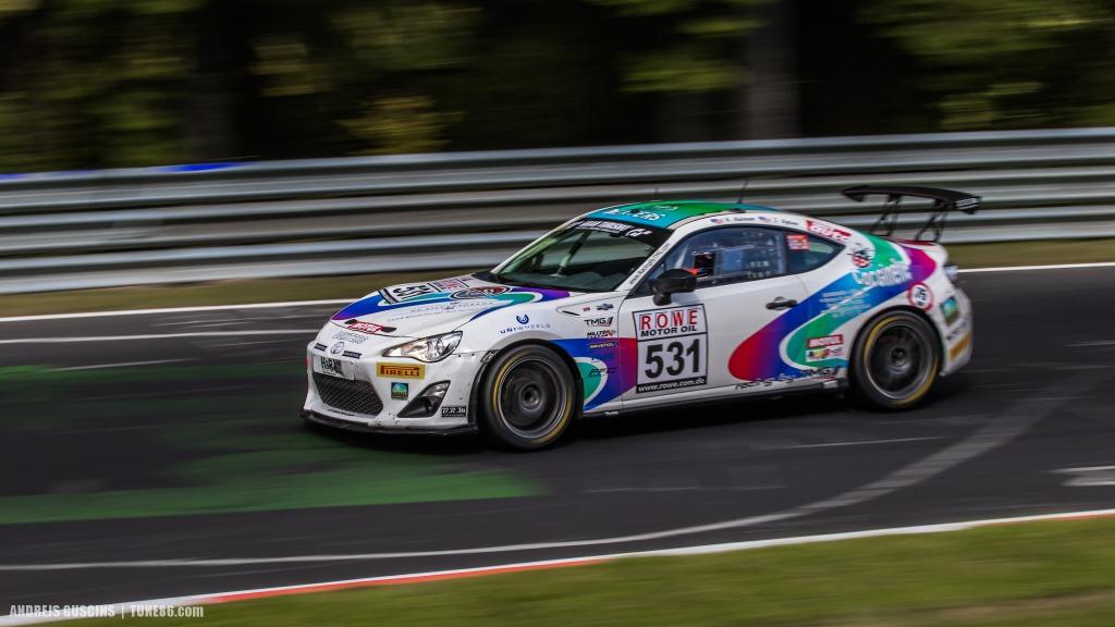 Tune86 Nurburgring Vln 7 Andrejs Guscins Toyota86 50