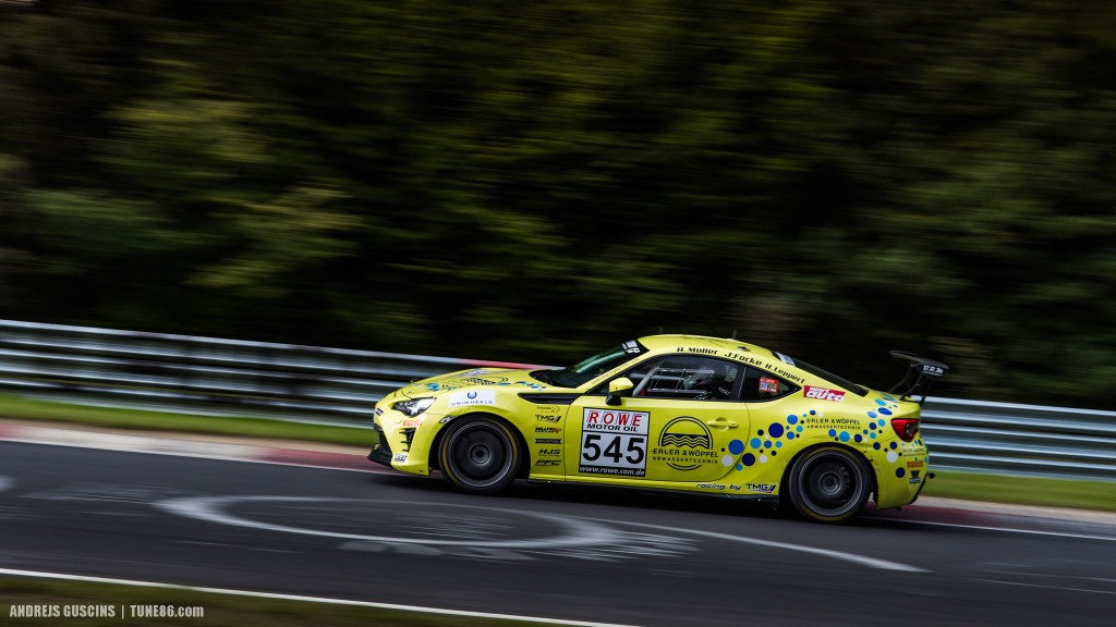 Tune86 Nurburgring Vln 7 Andrejs Guscins Toyota86 53