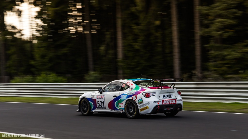 Tune86 Nurburgring Vln 7 Andrejs Guscins Toyota86 55