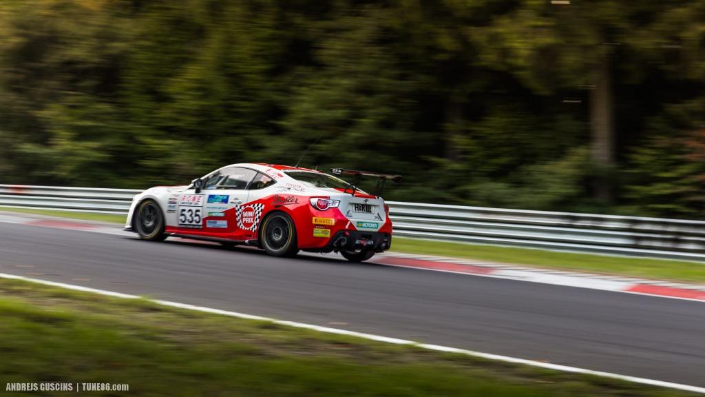 Tune86 Nurburgring Vln 7 Andrejs Guscins Toyota86 57