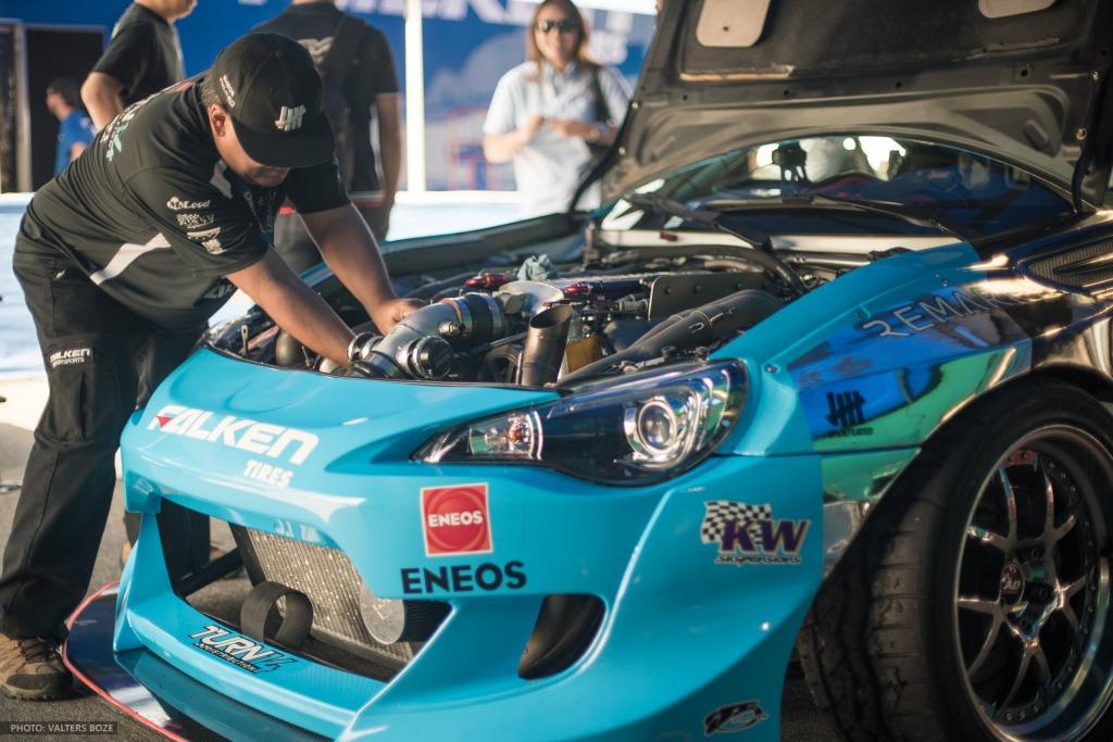 Formula Drift Irwindale 2017 Dai Yoshihara Subaru Brz Dsc00935