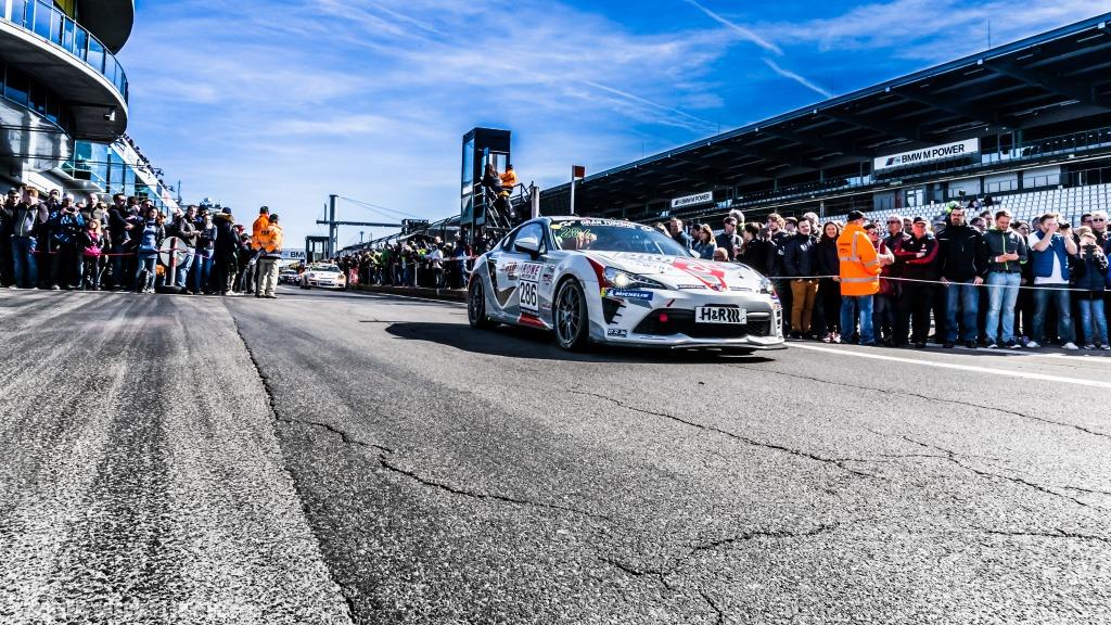 Toyota Gt 86 Cup Nurburgring Vln 1