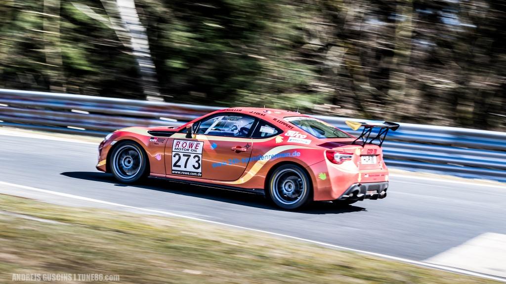 Toyota Gt 86 Cup Nurburgring Vln 11