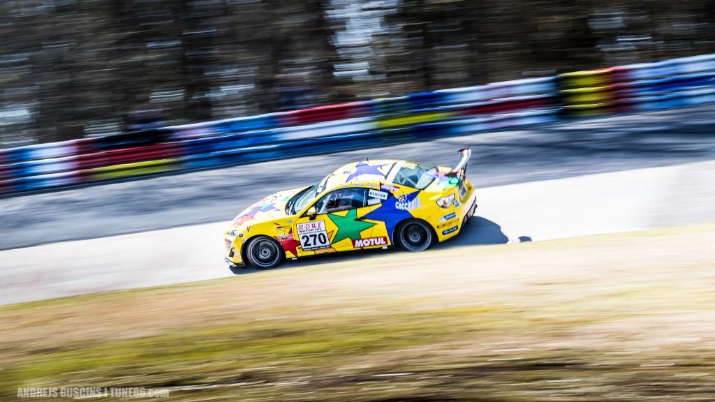 Toyota Gt 86 Cup Nurburgring Vln 12