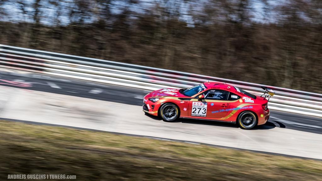 Toyota Gt 86 Cup Nurburgring Vln 13