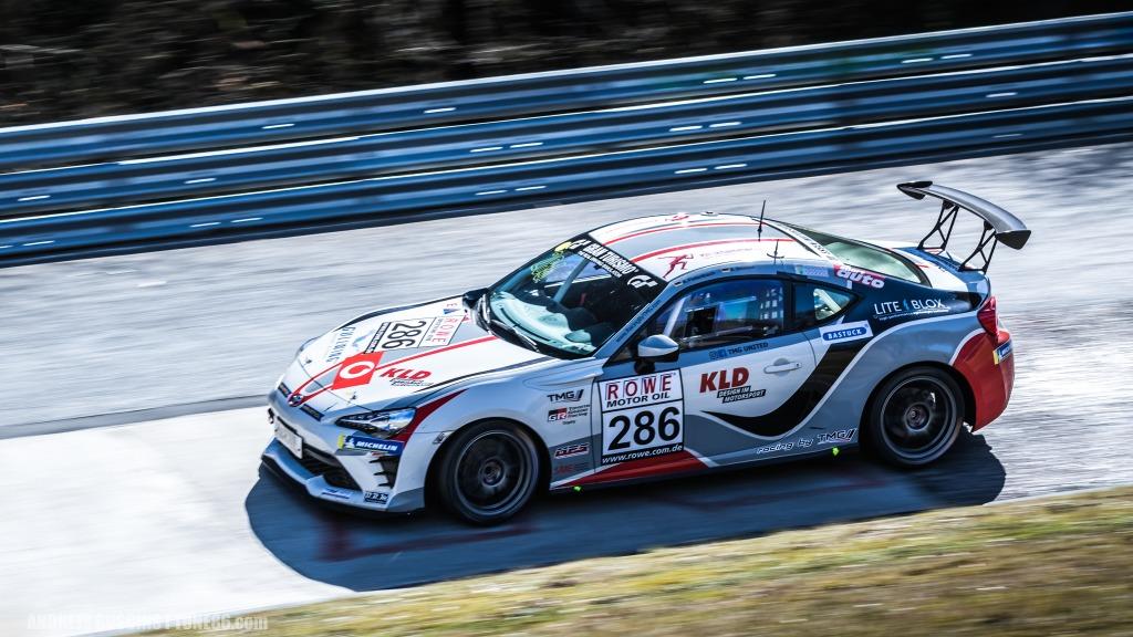 Toyota Gt 86 Cup Nurburgring Vln 2