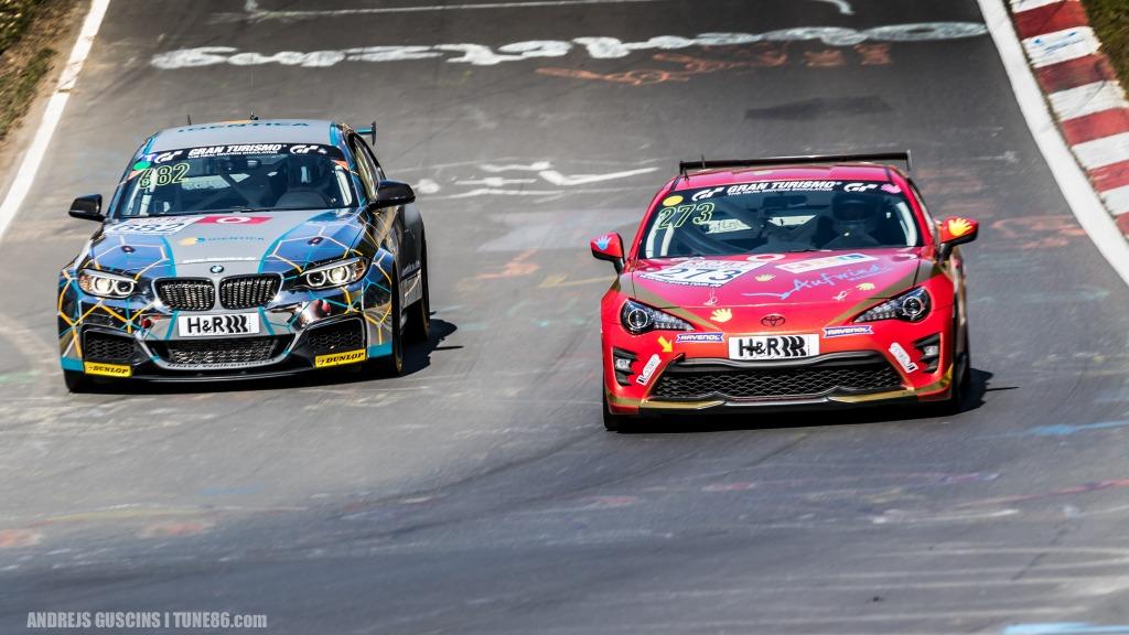 Toyota Gt 86 Cup Nurburgring Vln 3