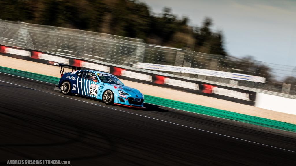 Toyota Gt 86 Cup Nurburgring Vln 5