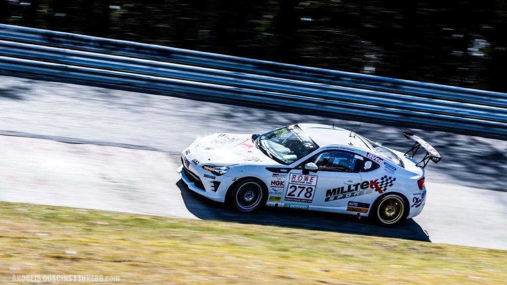 Toyota Gt 86 Cup Nurburgring Vln 6