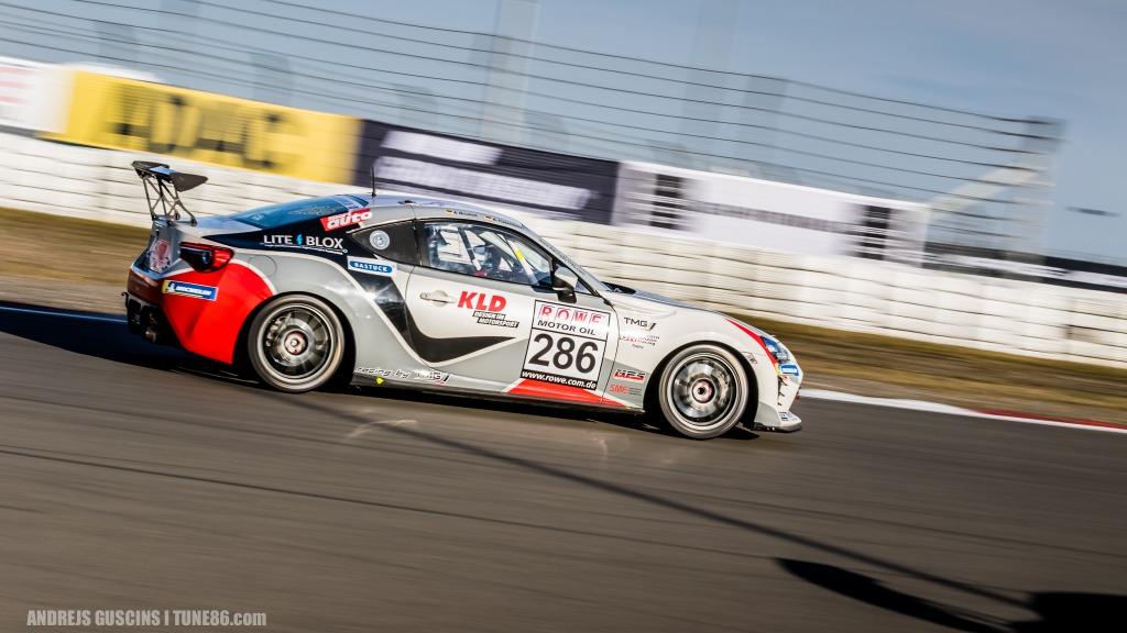 Toyota Gt 86 Cup Nurburgring Vln 8