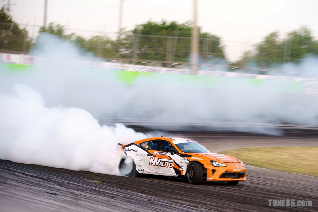 2019 Formula Drift Orlando Tune86 Subaru Brz Riley Sexsmith 06953