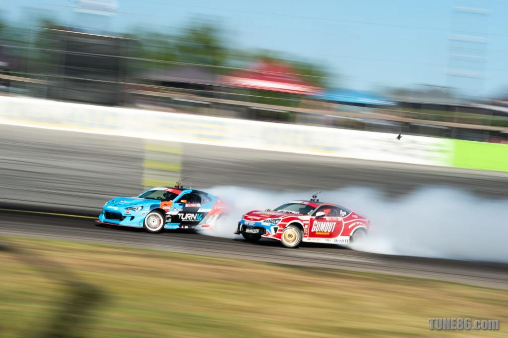 2019 Formula Drift Orlando Tune86 Subaru Brz Ryan Tuerck Dai Yoshihara 03671